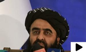 'افغانیوں کو گھروں سے کوئی نہیں نکال سکتا'
