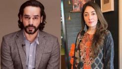 'Oppression is not a choice': Sharmila Faruqi schools actor Mirza Gohar Rasheed on victim blaming