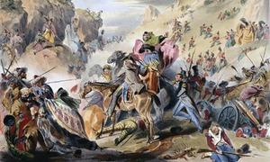 پہلی اینگلو افغان جنگ: ایک جنگی سفر کی کتھا (چوتھا حصہ)
