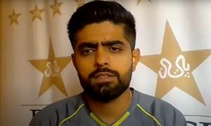 Babar Azam says has 'no idea' about any threats to captaincy