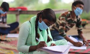 یونیسیف کی کووڈ-19 کے باعث تعلیم سے محروم طلبہ کیلئے جلد اسکول کھولنے کی اپیل