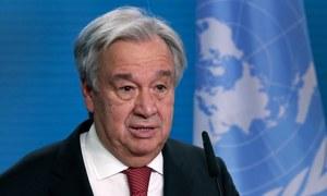 1.5 C warming limit 'impossible' without major action, says UN