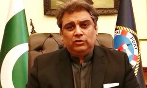 علی زیدی کا الیکشن کمیشن سے نوٹس جاری کرنے پر غیرمشروط معافی کا مطالبہ