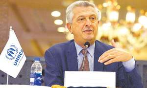 UNHCR urges Pakistan to accept new Afghan refugees