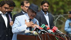 Govt won't consult Shehbaz on NAB chief