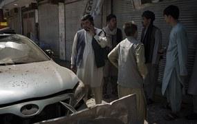 Islamic State militants claim attacks against Taliban in Jalalabad