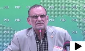 'عزت کا خیال نہ ہوتا تو چیف الیکشن کمشنر کا تقرر نہ کیا جاتا'