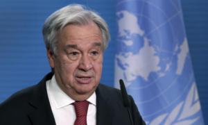 اقوام متحدہ کے سربراہ کی چین اور امریکا کو سرد جنگ سے دور رہنے کی تنبیہ