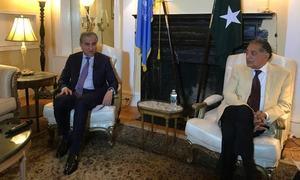 پاکستان کو طالبان کی حکومت تسلیم کرنے کی جلدی نہیں ہے، شاہ محمود قریشی