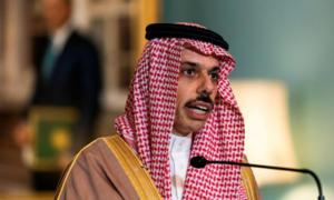 پاک بھارت تعلقات میں بہتری کیلئے 'مثبت کردار ادا' کر سکتے ہیں، سعودی وزیر خارجہ