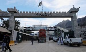 332 Afghan students arrive via Torkham
