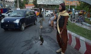 افغانستان: جلال آباد میں چیک پوائنٹ پر حملہ، 3 افراد ہلاک
