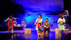 Bee Gul-Khalid Ahmed theatre production Kal Agar Main Marjaun to be streamed online on September 24