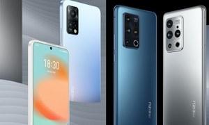چینی کمپنی کے 3 فلیگ شپ فونز متعارف