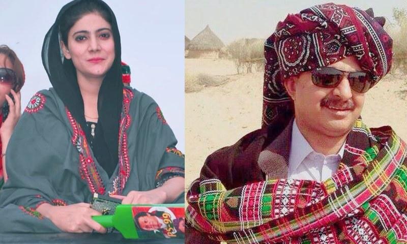رکن سندھ اسمبلی حلیم عادل شیخ اور دعا بھٹو کے ہاں بچے کی پیدائش
