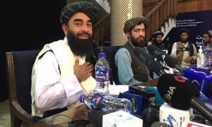 امریکی محکمہ خزانہ نے طالبان کے ساتھ مخصوص لین دین کی اجازت دے دی