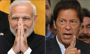 پاکستان کی دنیا سے طالبان سے مذاکرات کی اپیل، بھارت مخالفت پر مصر