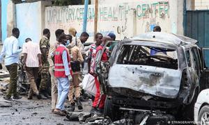 صومالیہ: موغادیشو میں صدارتی محل کے قریب خود کش حملے میں 8 افراد ہلاک