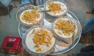Dahi bhallay – quintessential street food