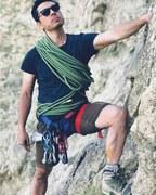 ROCK CLIMBING: 'CLIMB EVERY MOUNTAIN'