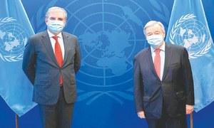 طالبان سے معاملات میں صبر سے کام لیں، شاہ محمود