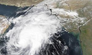 سمندری طوفان 'گلاب' سے پاکستانی ساحل کو کوئی خطرہ نہیں، محکمہ موسمیات