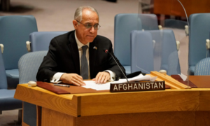 Afghanistan envoy withdraws from General Assembly debate: UN