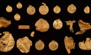 جب ایک شخص نے میٹل ڈیٹکٹر سے ڈیڑھ ہزار سال پرانا خزانہ دریافت کرلیا