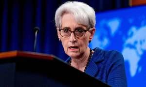 امریکی نائب وزیر خارجہ آئندہ ماہ پاکستان کا دورہ کریں گی