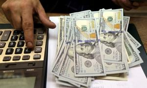 Dollar scales new height, hits Rs169.6