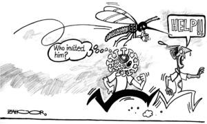 Cartoon: 28 September, 2021