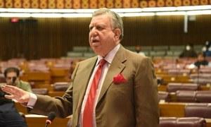 حکومت کا شوکت ترین کو سینیٹر منتخب کرانے کا منصوبہ