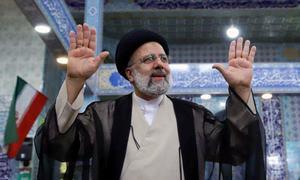 ایران، سعودی عرب کے درمیان ابراہیم رئیسی کے تقرر کے بعد پہلی بات چیت