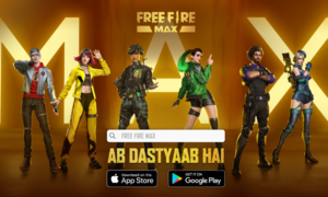 Free Fire Max released in Pakistan with a host of festivities for fans of the Battle Royale game