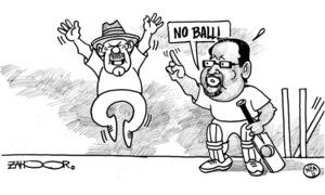 Cartoon: 29 September, 2021