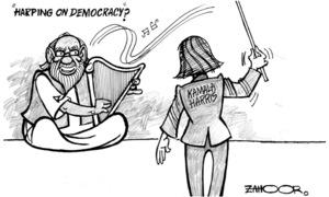 Cartoon: 30 September, 2021