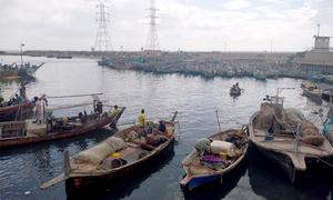 Looming cyclone threat upends life in Sindh's coastal belt