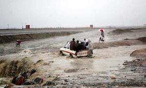 Heavy rains to lash parts of Balochistan under cyclonic storm Shaheen: Met office