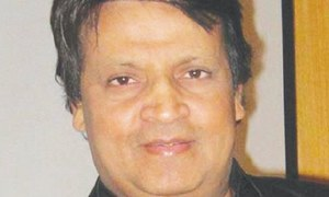 Comedy king Umer Sharif passes away in Germany