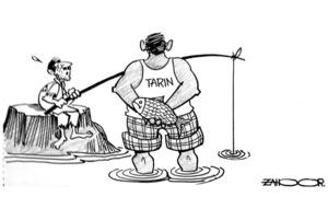 Cartoon: 3 October, 2021