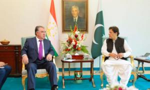 PM speaks to Emomali to defuse Tajikistan's tension with Taliban