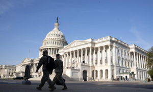US bill contains waiver against possible sanctions