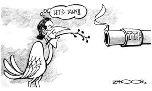 Cartoon: 4 October, 2021