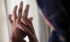 Woman comes under acid attack on 'honour' issue