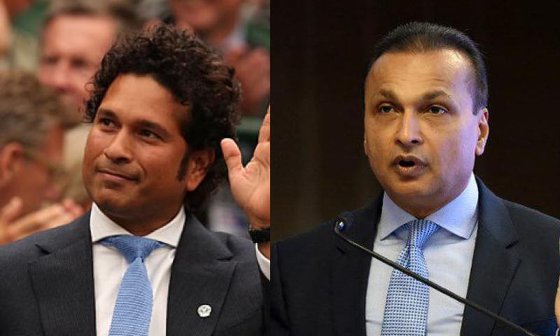 Sachin Tendulkar and Anil Ambani among 300 Indians named in Pandora Papers
