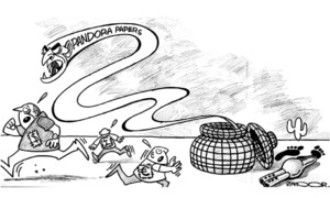 Cartoon: 5 October, 2021