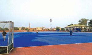 Gakhar Sports Complex lacks funds and facilities
