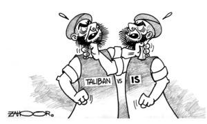Cartoon: 6 October, 2021