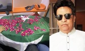 عمر شریف کی میت کراچی پہنچ گئی