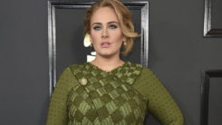 Adele teases new music with video clip